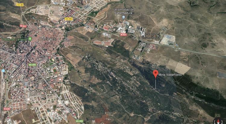 San José de Valdeflores, Cáceres