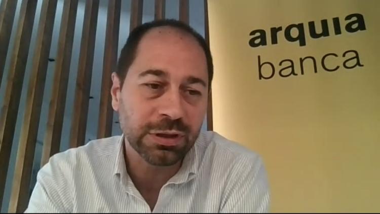 Josep Bayarri, Arquia Banca