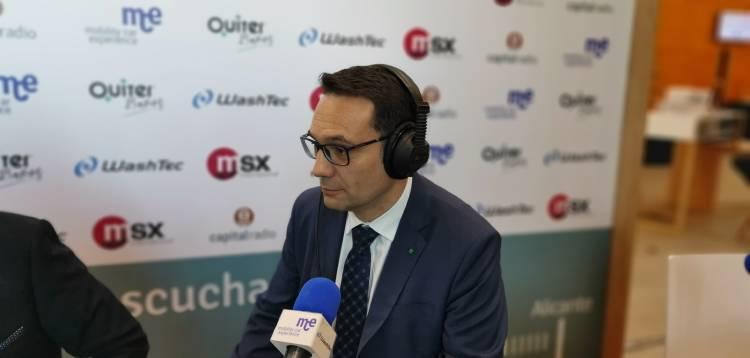 Félix Pérez-Fajardo, Gerente comercial de Mobility Car Experience