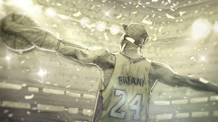 Dear Basketball (fuente: cuenta oficial de Twitter de Kobe Bryant)