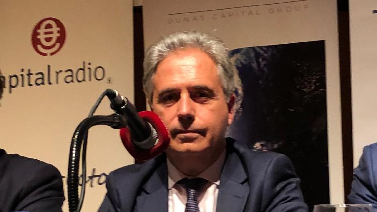 Manuel de la Morena, Arquia