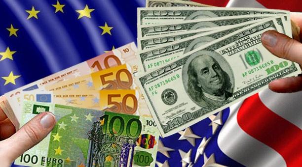 El Euro Dólar En Mínimos De 22 Meses Ha Roto Hoy Hacia Abajo Los 1 28 Dólares Aún Está Lejos Julio 2017 Cuando Marcó Un Cambio