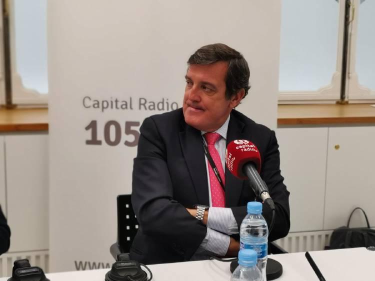 Fernando Tejada, Banco de España