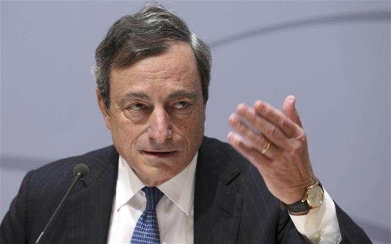 Economía-Draghi