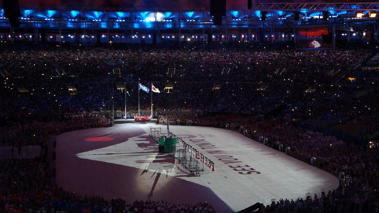 Clausura de los Juegos de Río y presentación de Tokyo 2020