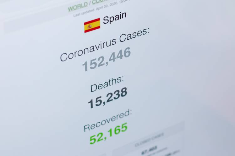 Coronavirus en España - Photo by KOBU Agency on Unsplash