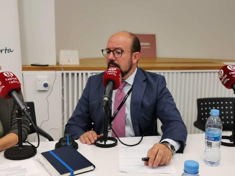 Enrique Borrajeros, EFPA
