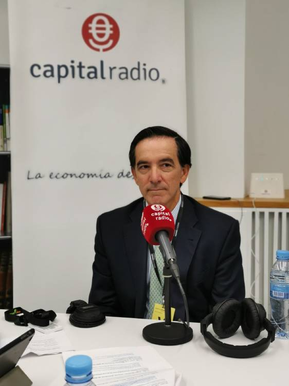 Angel Martínez Aldama, Inverco