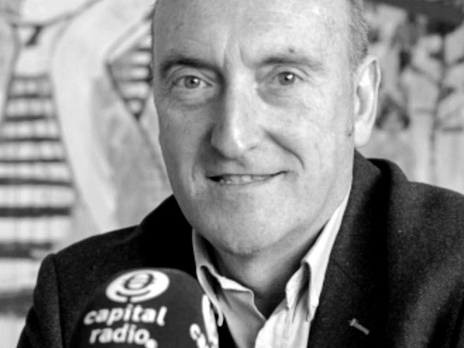 """Luis Álvarez Satorre, CEO de Sia Group y director del programa """"Conversaciones con el CEO"""""""