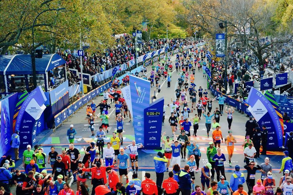 El Maratón de Nueva York, como nunca te lo han contado