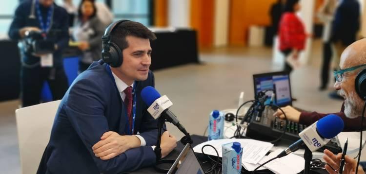 Raúl Morales, director de comunicación de Faconauto