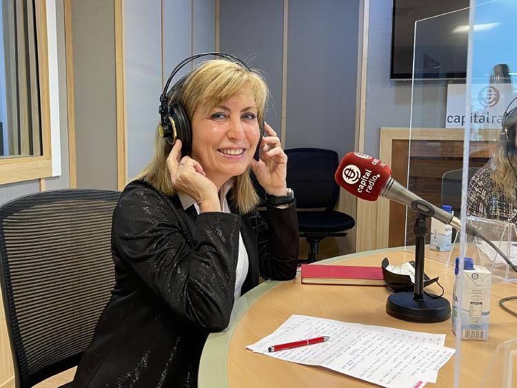 Marisol Sanz, Directora Speciality Salud de Aon