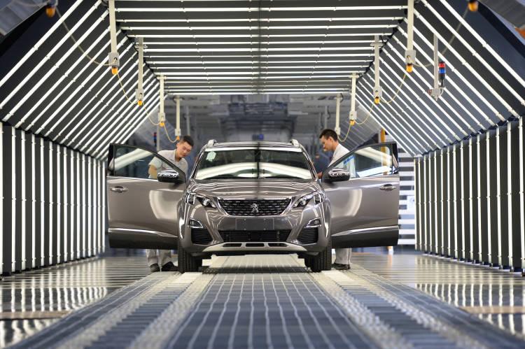 Peugeot China Dongfeng