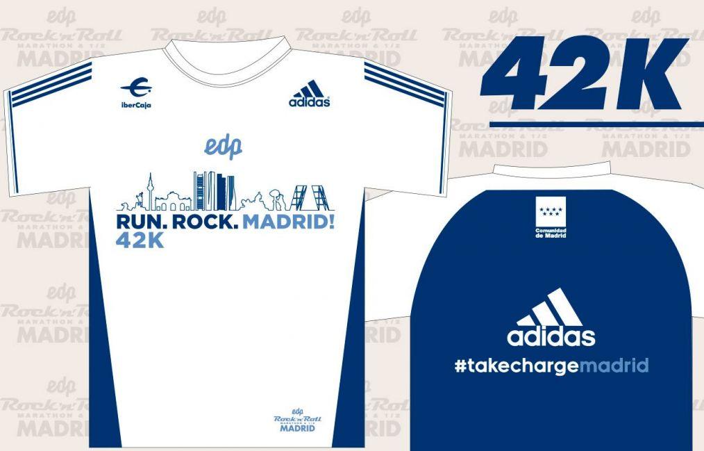 Y el último modelo de camiseta es el diseñado para los corredores de la  distancia completa 2dbc601706c98