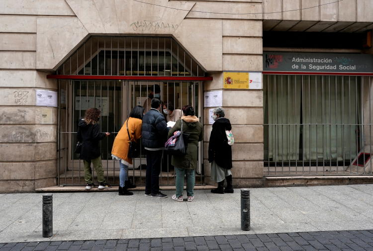 oficina de la seguridad social madrid