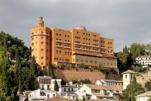 Alhambra Place Exteriores