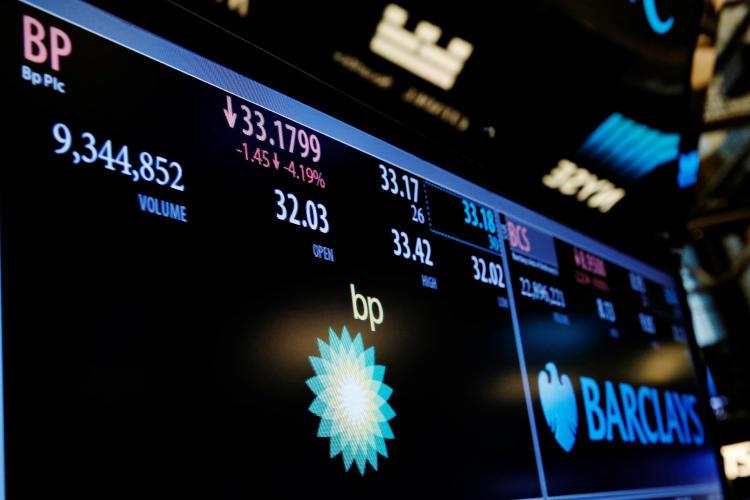 BP en Bolsa