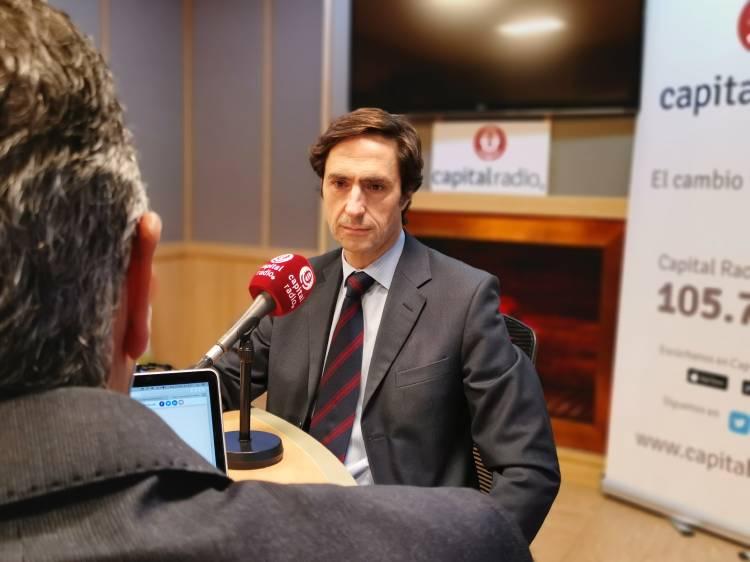 Luis Azofra, director general de Ebury en España