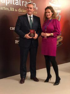 I Premios Capital Radio CONTINENTAL 2