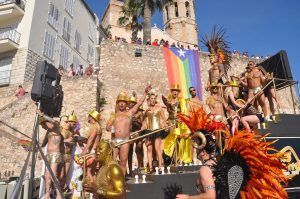 Rua Gay Pride-Sitges