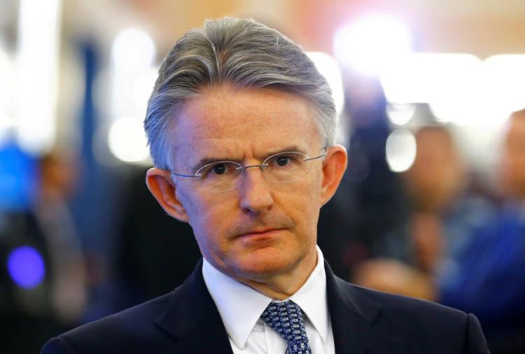 John Flint, CEO de HSBC