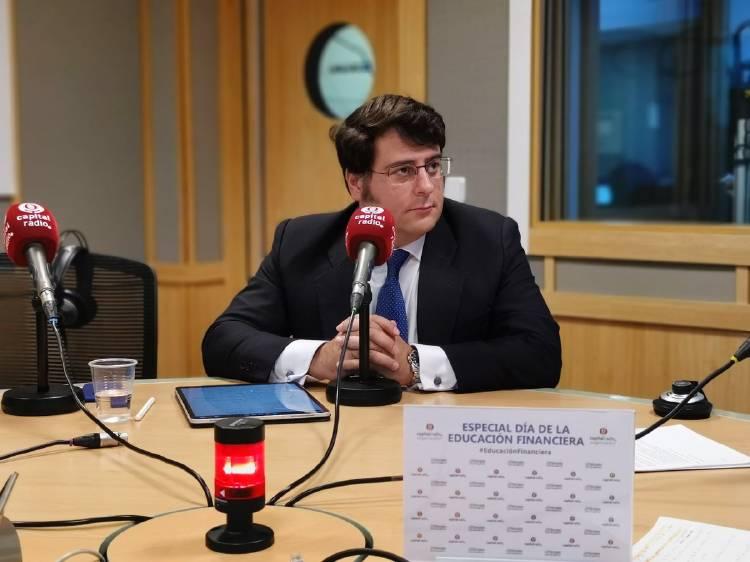 Francisco Márquez de Prado, JP Morgan AM