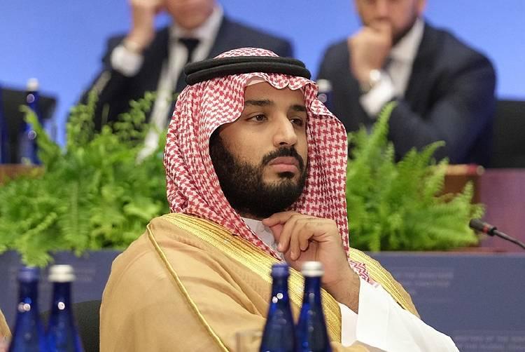 El príncipe heredero de Arabia Saudí, Mohammed Bin Salman