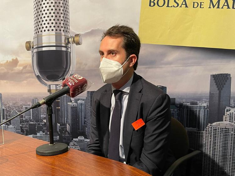 Carlos Moreno, Sales Director Iberia y Latam de Columbia Threadneedle Investment