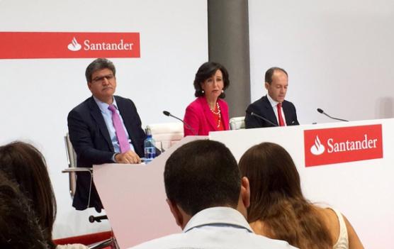 Santander Se Deshace De La Mitad Del Ladrillo De Popular