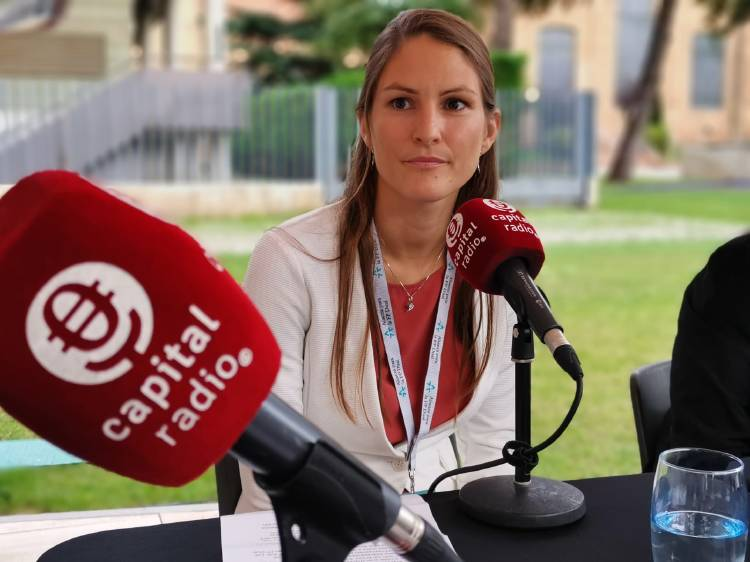 Anika Jansen, investigadora