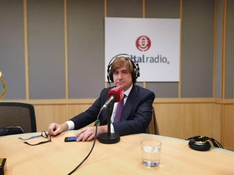 José Ramón Iturriaga, gestor de Abante Asesores