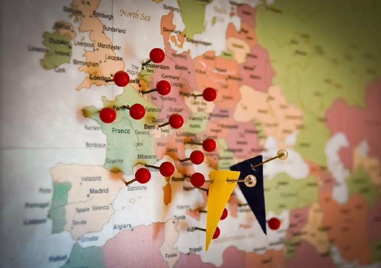 países Unión Europea
