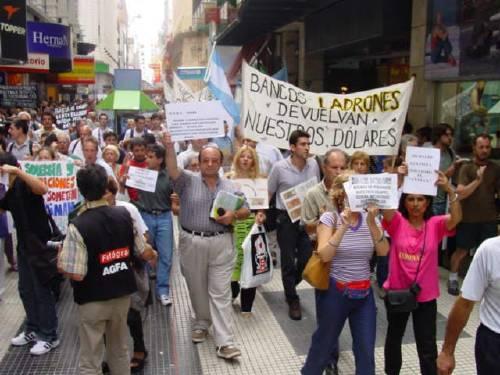 Crisis Argentina 2001