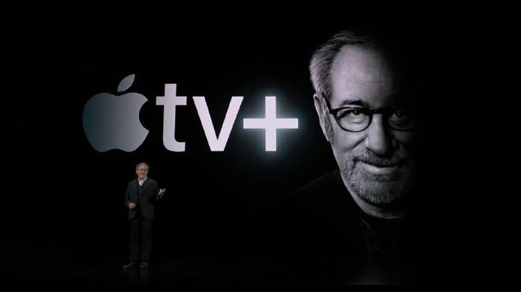 Steven Spielberg Apple TV+