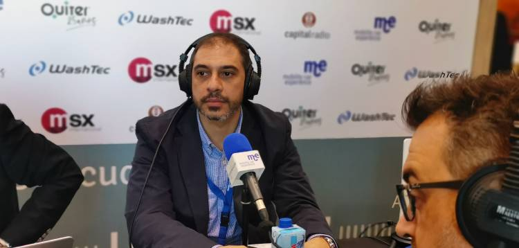 Jorge García, de MSX International