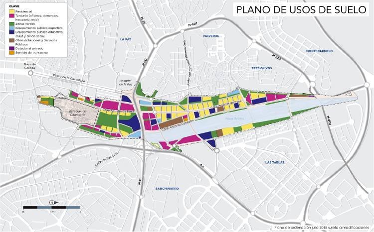 PLANO_MADRID NUEVO NORTE