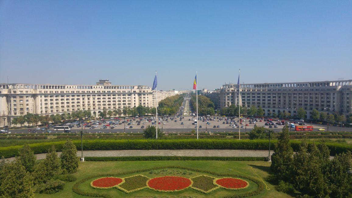 Bucarest 1 Constitution Square