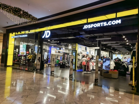 JD Sports compra Footasylum que se dispara un 80%