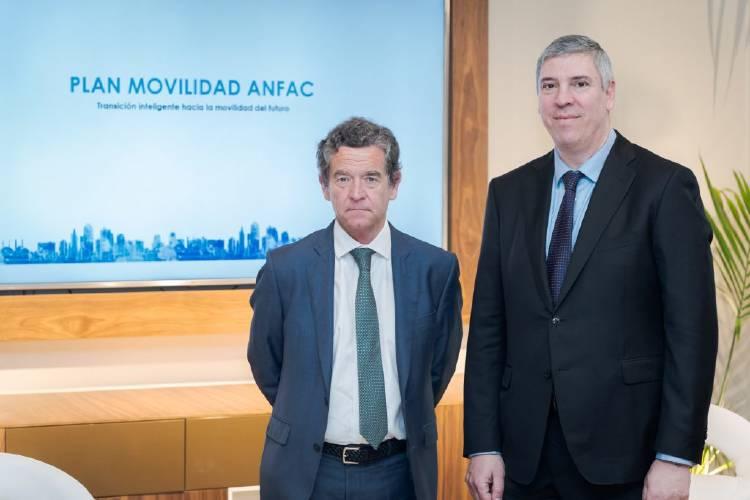Mario Armero y José Vicente de los Mozos