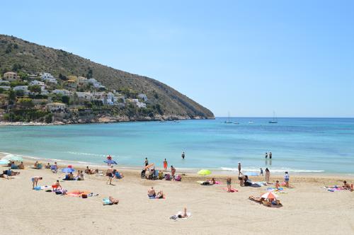 Playa de Mortet