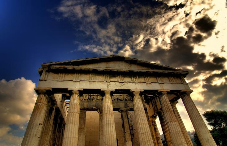 Resultado de imagen para banco central europeo y deuda griega