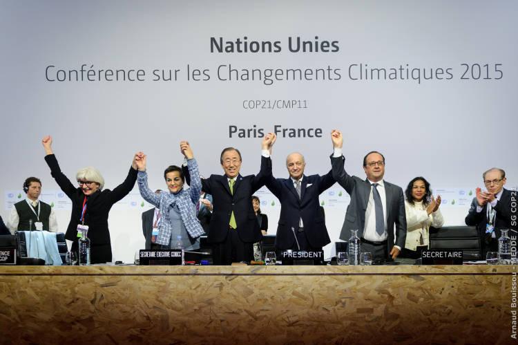 COP21 - Cumbre de París