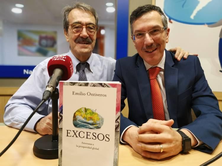 Emilio Ontiveros, presidente de AFI