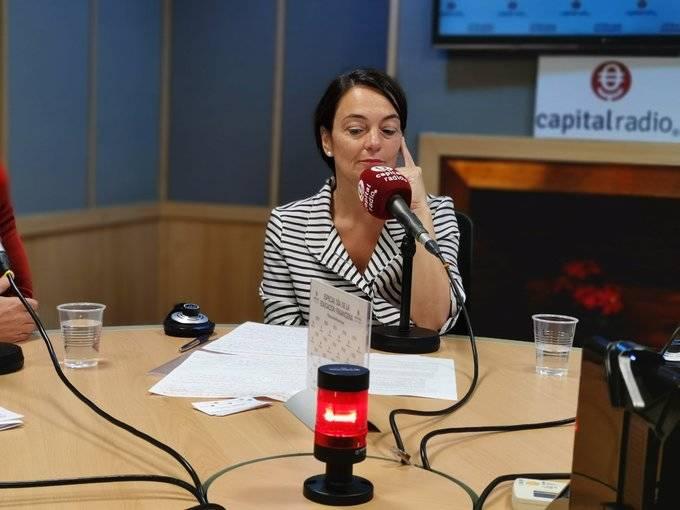 Gloria Caballero, CNMV