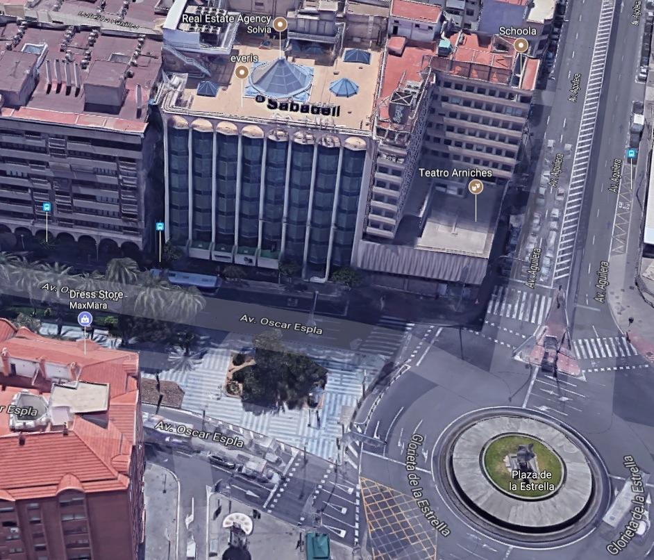 El banco sabadell ya es alicantino capital radio for Oficinas banco santander alicante capital
