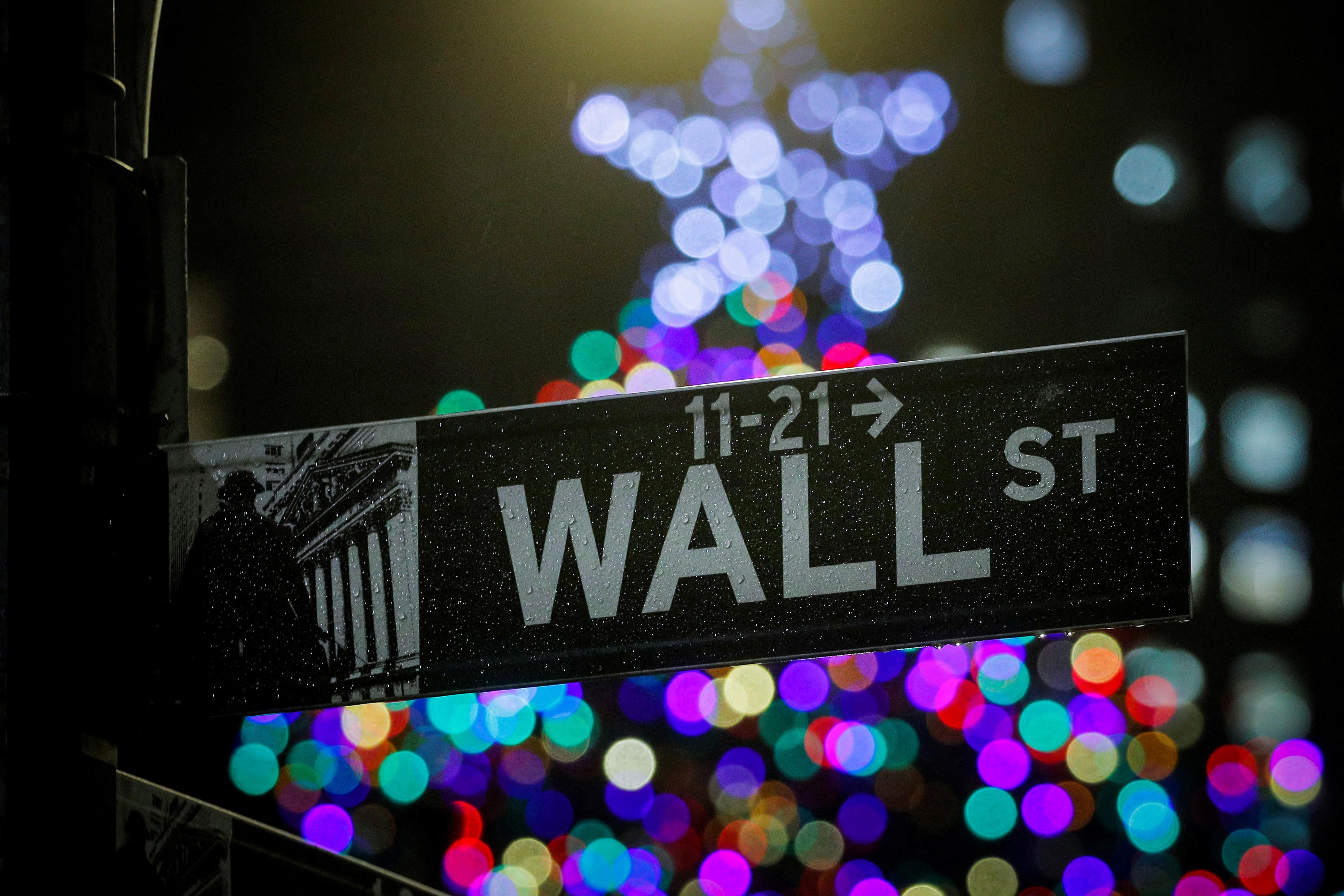 Bolsa-WALL STREET