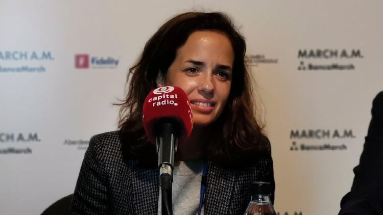 Lucía Gutiérrez Mellado, directora de estrategia de JP Morgan AM