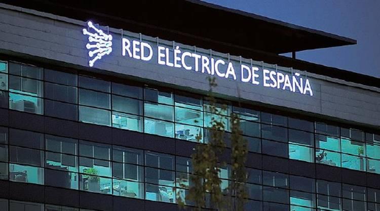 Red Eléctrica REE