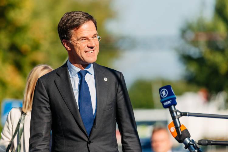 Mark Rutte, primer ministro holandés