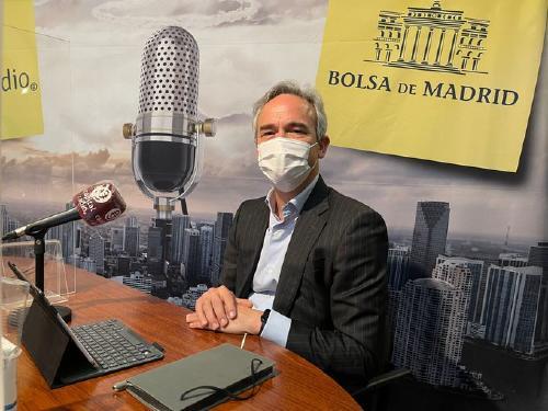 Mariano Arenillas,responsable para Iberia de DWS